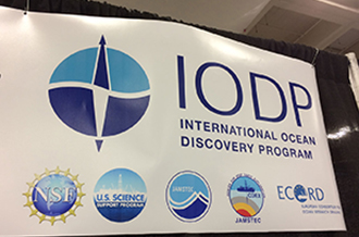 ECORD/IODP at AGU 2017