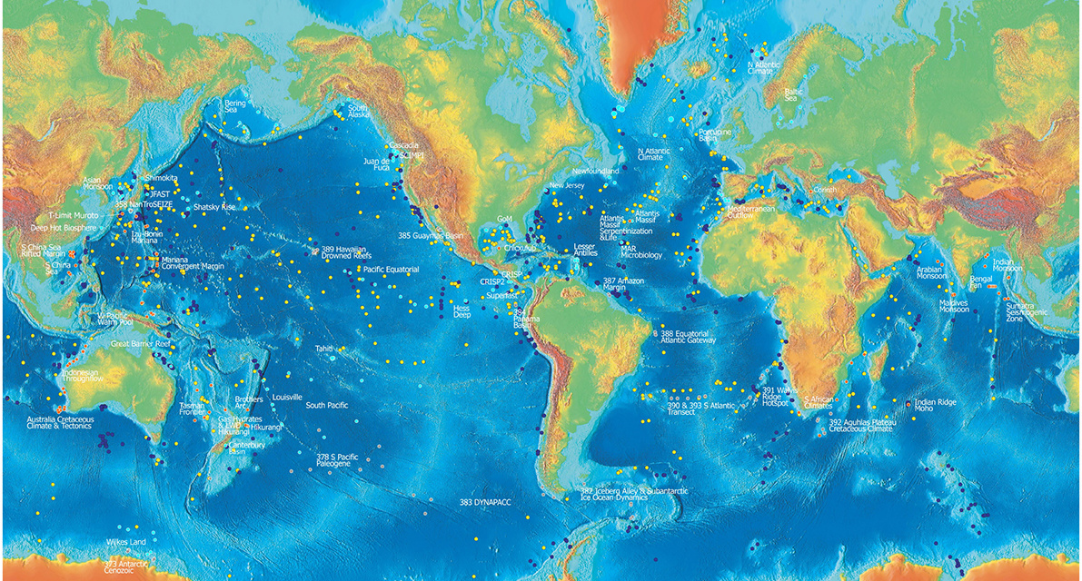Apply to serve on the IODP Science Evaluation Panel (SEP)