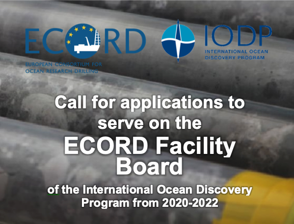 Science Board Members on the ECORD Facility Board