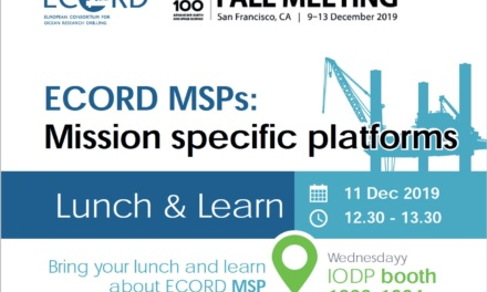 ECORD Lunch and Learn: MSPs