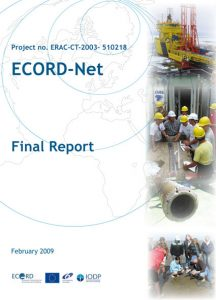 ECORD-Net final report