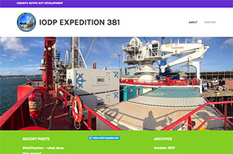 Follow Expedition 381