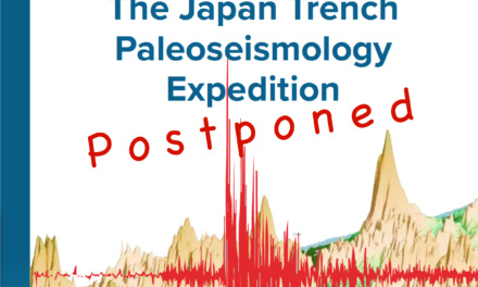 Postponement of IODP Expedition 386