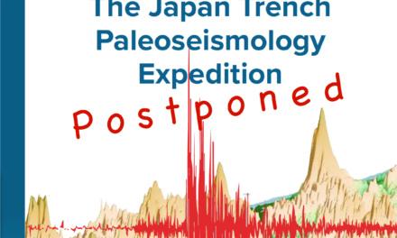 Postponement of IODP Expedition 386