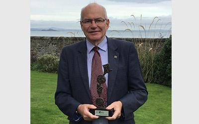 3rd ECORD Award: Robert Gatliff