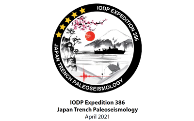 IODP Expedition 386: Japan Trench Paleoseismology to be conducted in April – June 2021