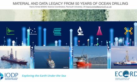 Exploring IODP Data – Webinar at EGU2021