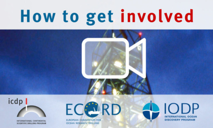 How to get involved in IODP and ICDP? – Webinar at EGU2021