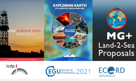 IODP and ICDP New Science Plans and Land-2-Sea proposals – Webinar at EGU2021