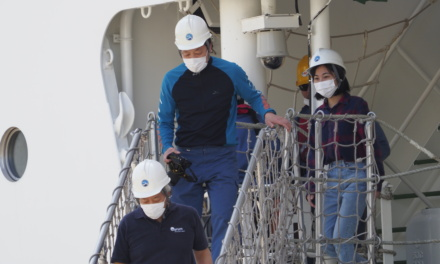 Offshore phase of IODP Expedition 386 successfully completed