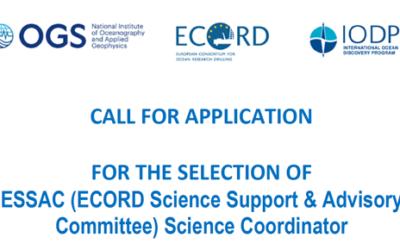 Call for application – ESSAC Science Coordinator